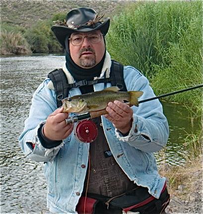 Arizona bass fishing fishing dojo for Bass fishing az