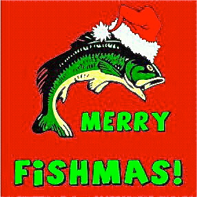 merry-x-mas fish